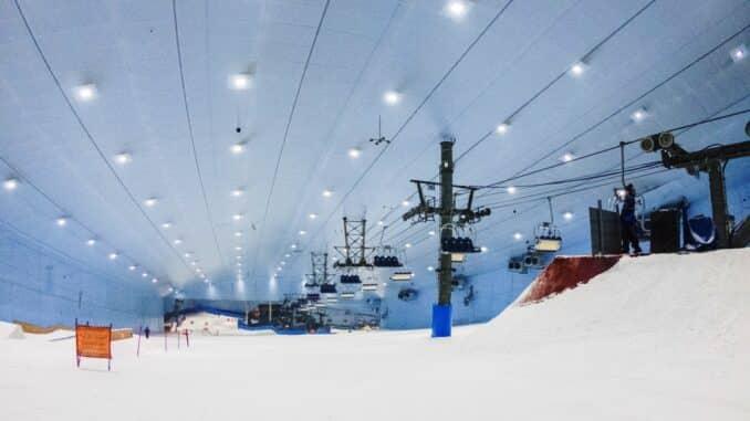 indoor ski centre