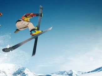 Skiing, Snowboarding And Social Distancing