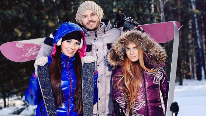 What's New In Ski And Snowboard Fashion