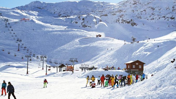 The Best Ski Courses In Europe