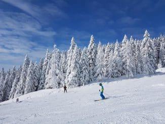 French Ski Resorts Have Opened For The 20-21 Ski Season