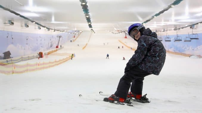 ski dome