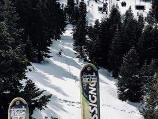Erciyes Ski Resort In Turkey