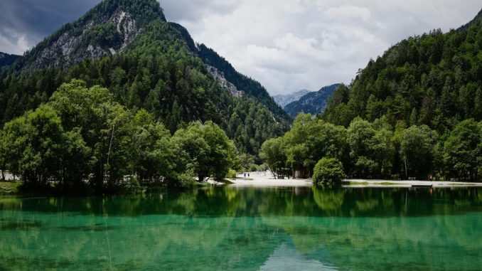 summer in Alps