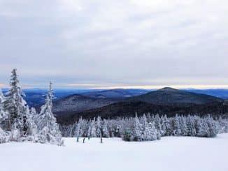 snow & mountains